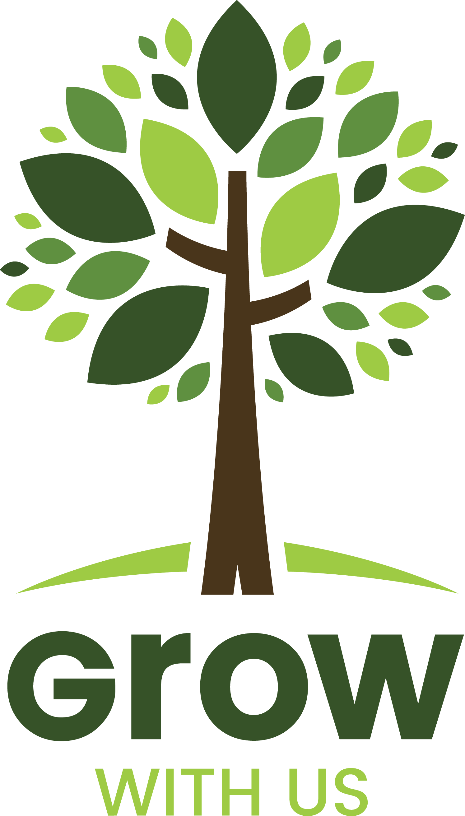 Grow With Us Logo