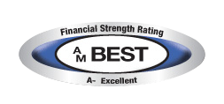 AM Best Financial Strength Rating of A-